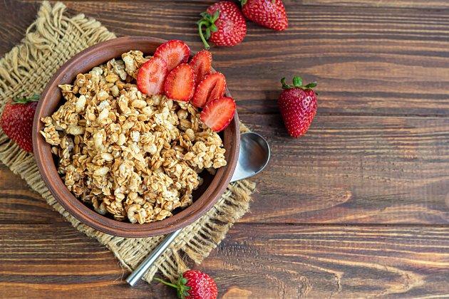 3. den nahraďte mléčné výrobky sacharidy, které tělo připraví na návrat k běžnému stravování.