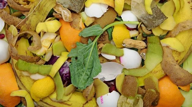 Skořápky obohatí kompost