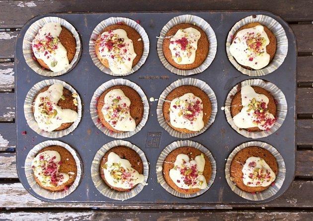 Muffiny pečeme ve formě