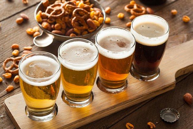 Sytá barva piva o chuti a kvalitě nerozhoduje.