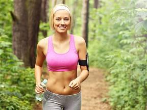 Tuky spalujeme jen za určité tepové frekvence. Příliš intenzivní zátěž nelze dlouhodobě udržet.