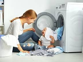 Čisté a voňavé prádlo je v dnešní době samozřejmostí.
