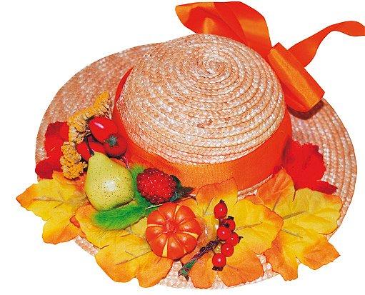 ovocný klobouk