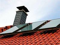 solární panely - zelená úsporám