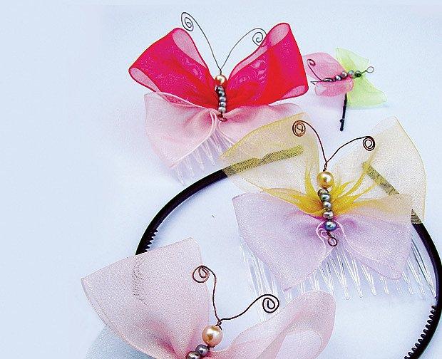 Hotoví motýlci