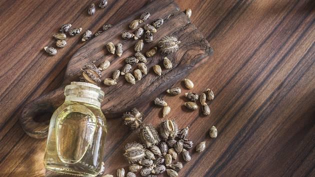 Začněte podporovat květiny přípravkem z ricinového oleje