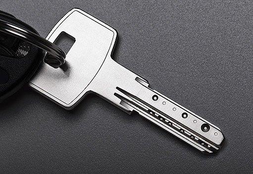 bezpecnostní klíč