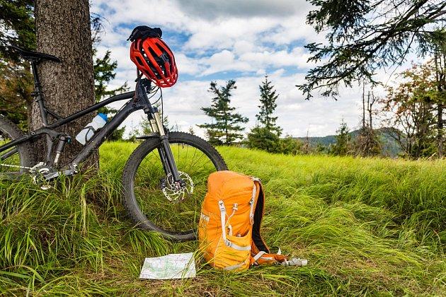 Výlety na kole patří k létu