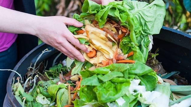 Je dobré vědět, co do kompostu patří a co rozhodně ne!