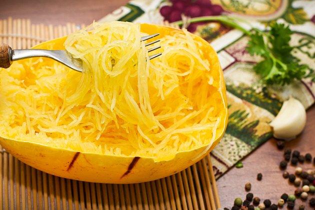 špagetová dýně