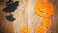 Hlavně děti si rády vyrobí některé halloweenské dekorace samy.