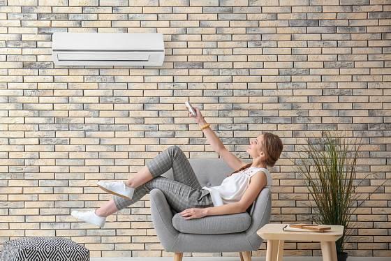 Klimatizaci doma nemá každý