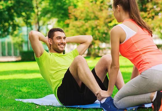 Kondiční cvičení je nejlepší prevencí pro vzniku kloubních onemocnění.