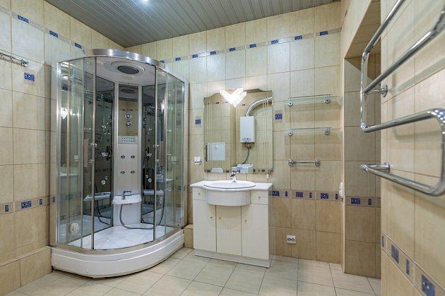 Sprchový kout jako domácí wellness