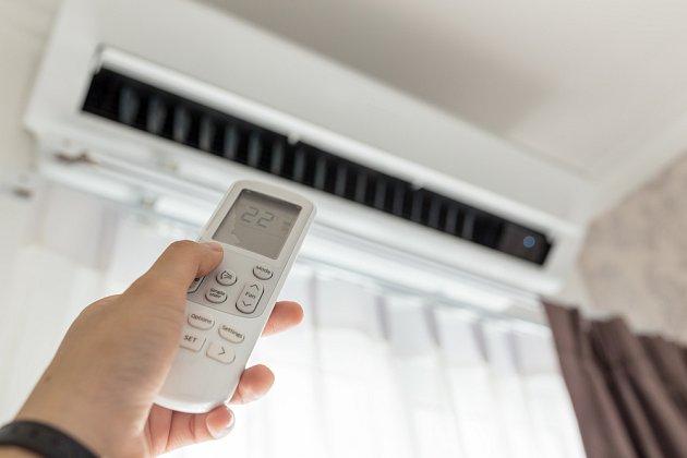 Ventilační systém bývá ukončen ventilační mřížkou se žaluzií.