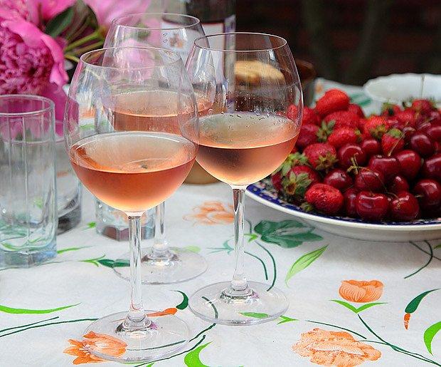 1. maj je den rosé
