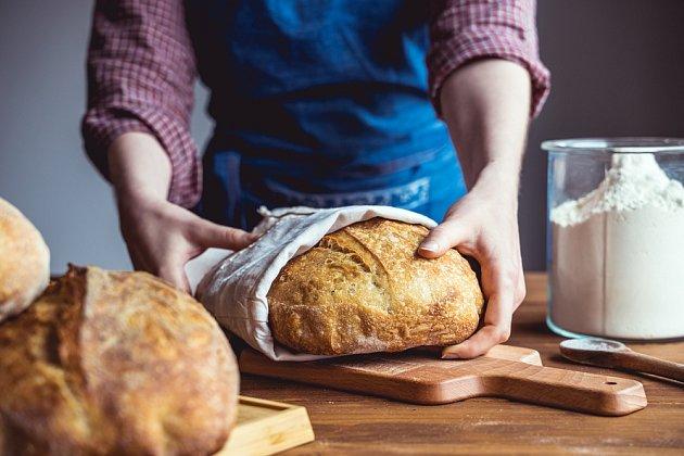 Správně skladovaný chléb překvapí chutí