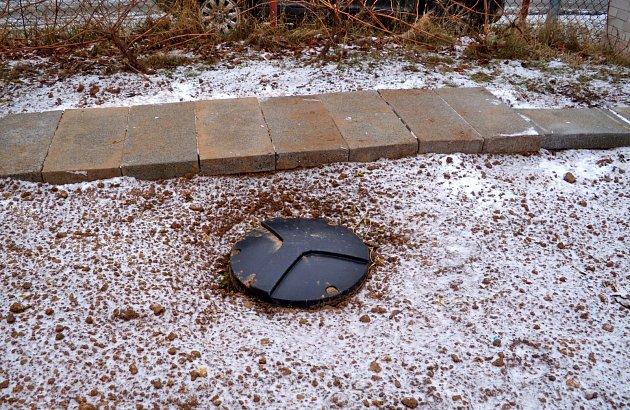 Instalace podzemní nádrže na dešťovou vodu
