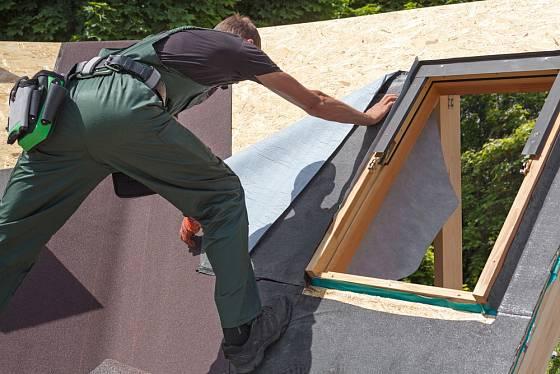 Nově mohou vzniknout střešní okna