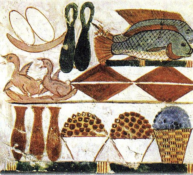 Staří Egypťané přidávali koriandr do chleba