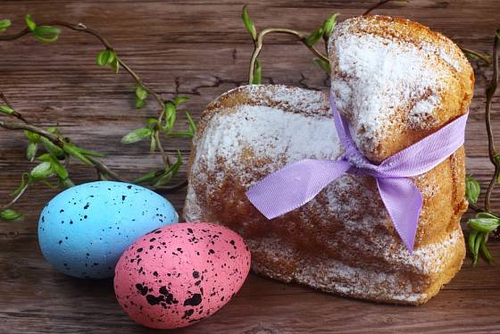 Sladký beránek, symbol jara a Velikonoc