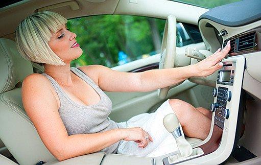 Optimální teplota v automobilu je 24°C