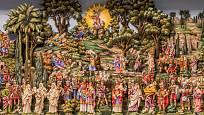 Orlickoústecký velikonoční betlém