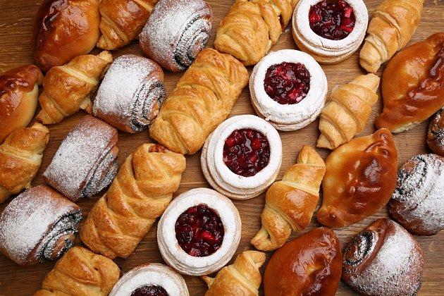 Sladké trvanlivé pečivo nehrozí jen vysokým obsahem cukru