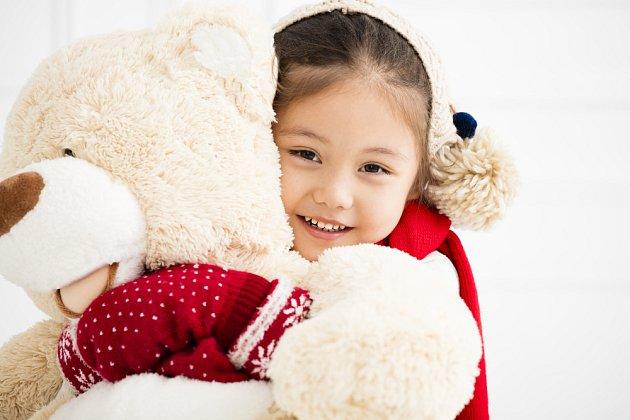 Plyšový medvídek je jednou z nejoblíbenějších hraček
