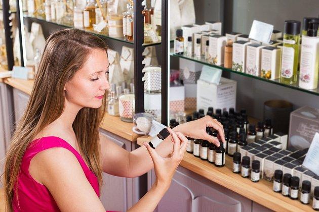 Kupujte jen kvalitní, pravé éterické oleje