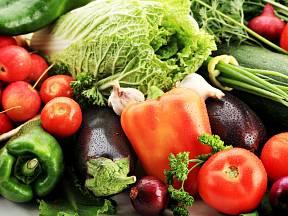 Konzumace zeleniny je nedílnou součástí zdravého životního stylu