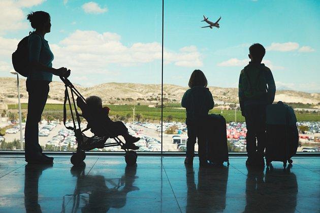 Cestovní pas je nutný pro vzdálenější destinace