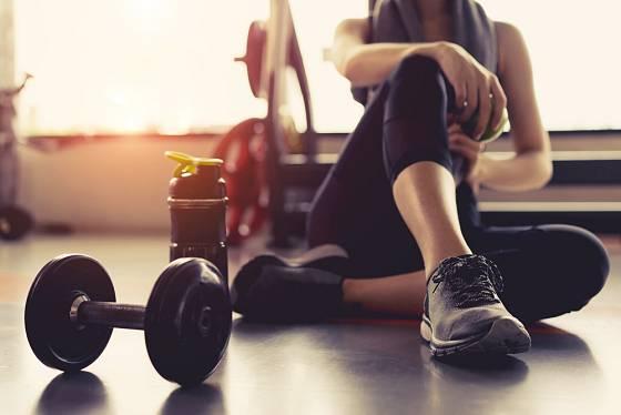 Bíílkoviny jsou důležité pro stavbu svalové hmoty