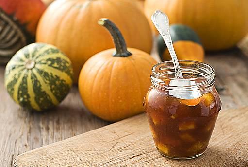 dýňová marmeláda