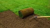 Požadavek na rychlé založení trávníku splní travní drny.