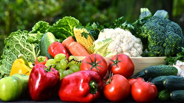 Zelenina dodá vitamíny a zkrášlí postavu.