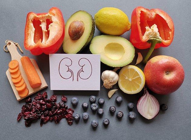 Potraviny, které ledvinám prospívají