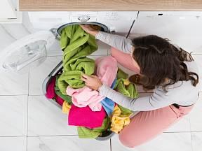 Někdy to vypadá, že je množství prádla nekonečné.