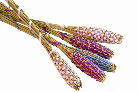 Vonavé paličky z levandule