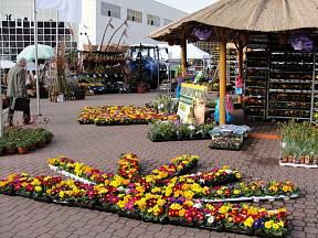 Jarní výstava v Lysé nad Labem láká návštěvníky.