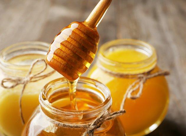 Med je jedno z nejzdravějších sladidel.