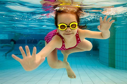 plavání patří k nejzdravějším pohybovým aktivitám