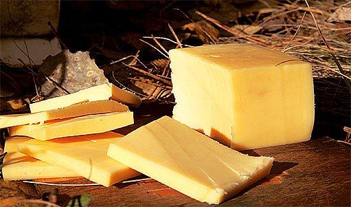 Grilování sýrů