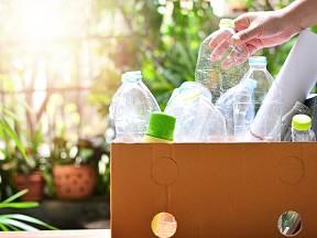 Velké množství odpadu z domácnosti se dá třídit