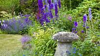 jednoduché zátiší v zahradě
