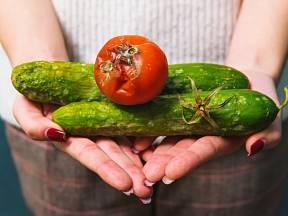 Čerstvá zelenina se kazí rychle