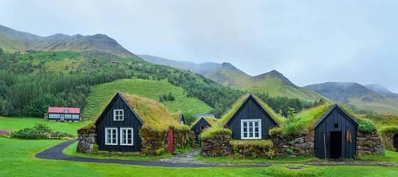 Zelené střechy - romantika i vynikající izolace
