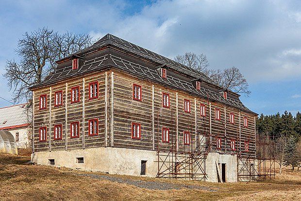 Kittelův dům zvaný burg