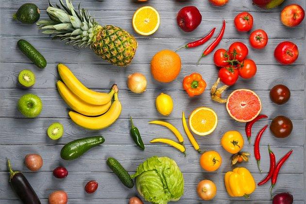 Zelenina odpovídá vašemu znamení zvěrokruhu podle barev