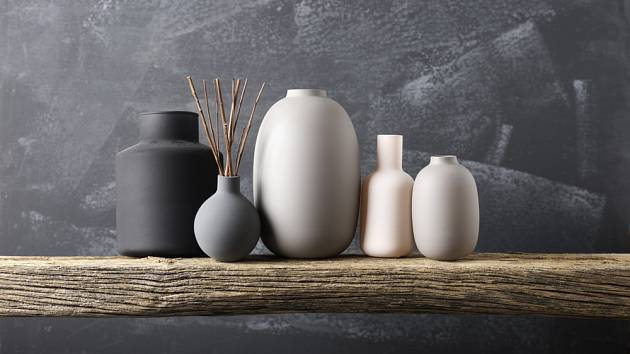 Přírodní barvy a keramika